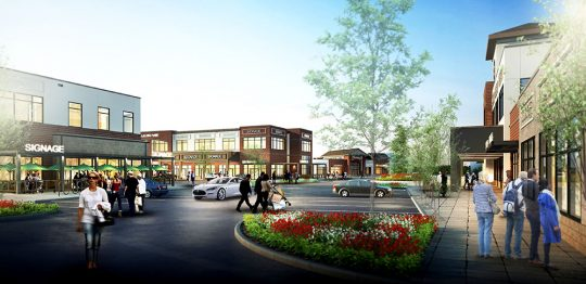 Coopers Town Promenade - STREET VIEW_REVISED