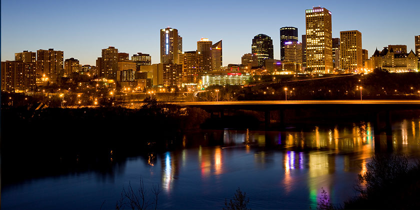 Picture of Edmonton